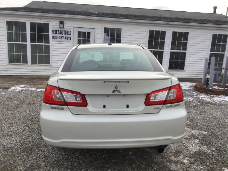 Mitsubishi GALANT 2009 price $4,500