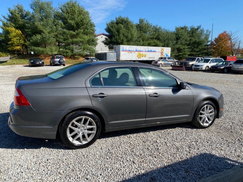 FORD FUSION 2010 price $7,498