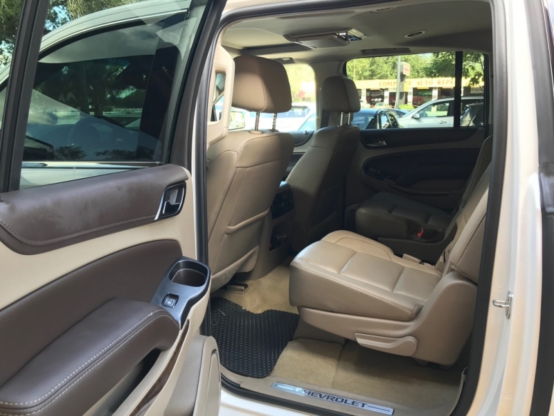 CHEVROLET SUBURBAN 2018 price Call for Pricing.