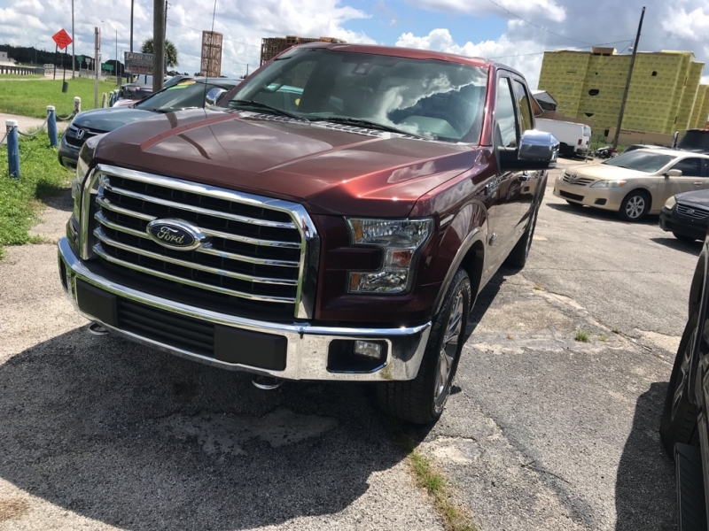 FORD F150 2015 price $29,900