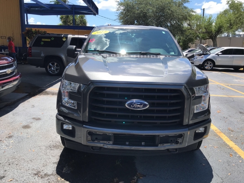FORD F150 2017 price $35,900
