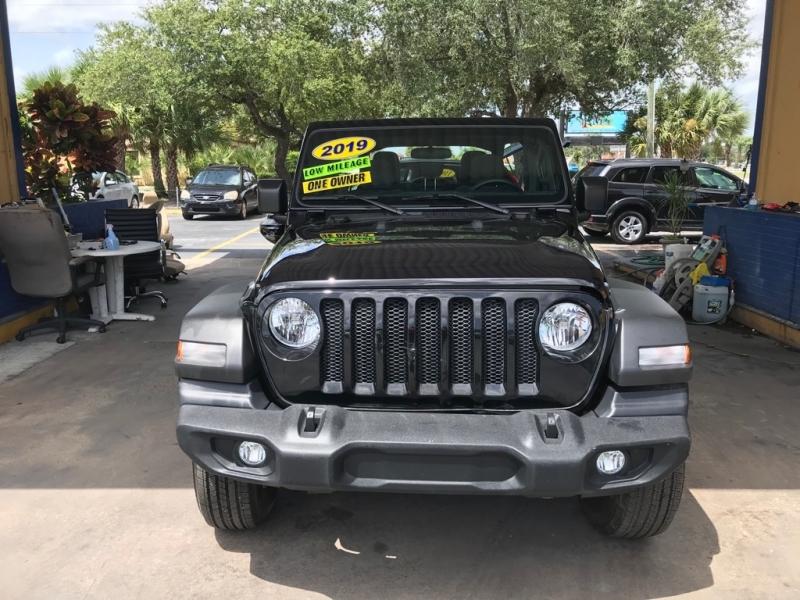 JEEP WRANGLER UNLIMI 2019 price $30,000