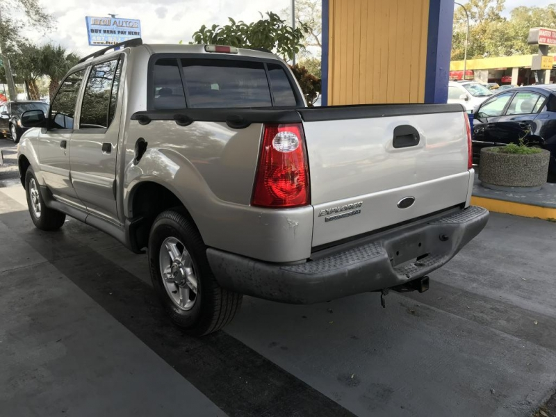 FORD EXPLORER SPORT 2004 price Call for Pricing.