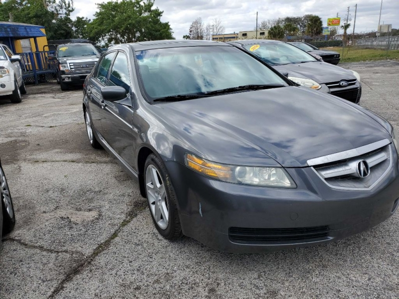ACURA TL 2005 price Call for Pricing.