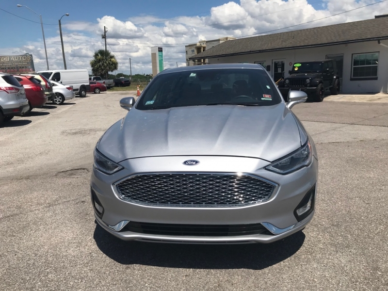 FORD FUSION 2020 price $26,900