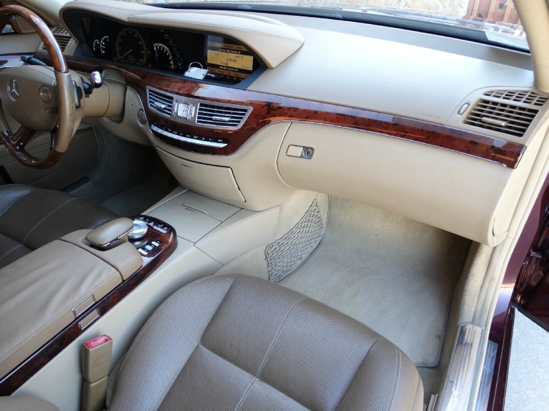 Mercedes-Benz S-Class 2009 price $12,995
