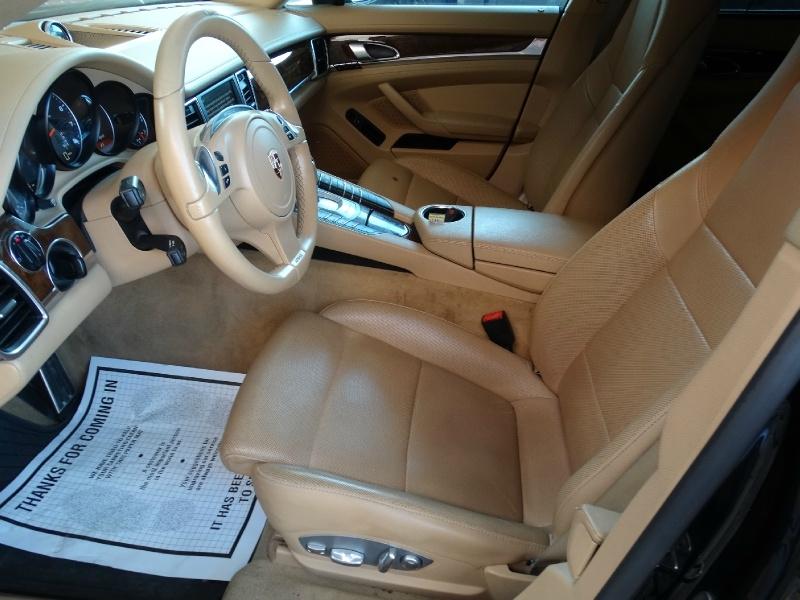 Porsche Panamera 2011 price $23,995