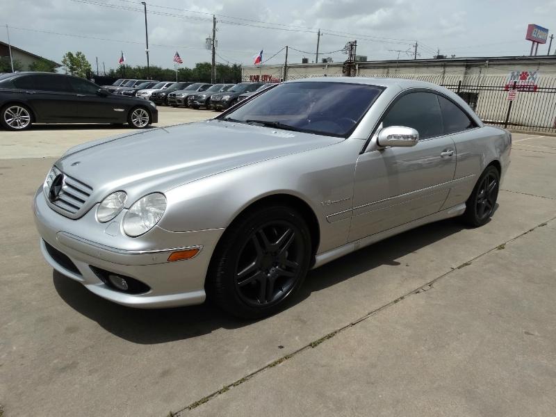 Mercedes-Benz CL-Class 2003 price $12,995