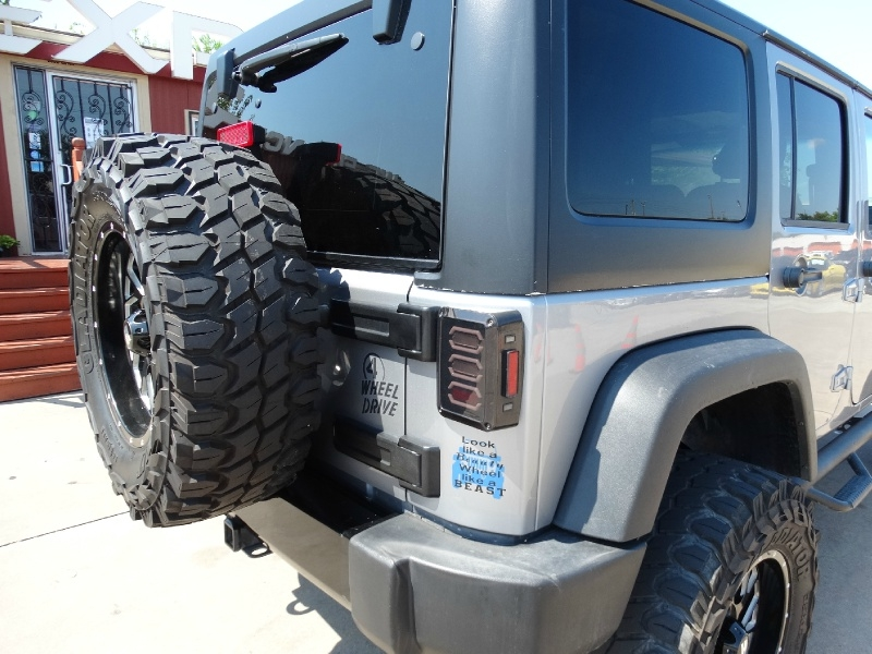 Jeep Wrangler Unlimited 2017 price $32,995