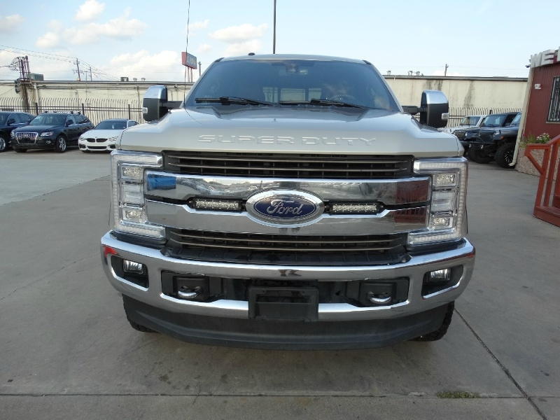 Ford Super Duty F-250 SRW 2018 price $53,995