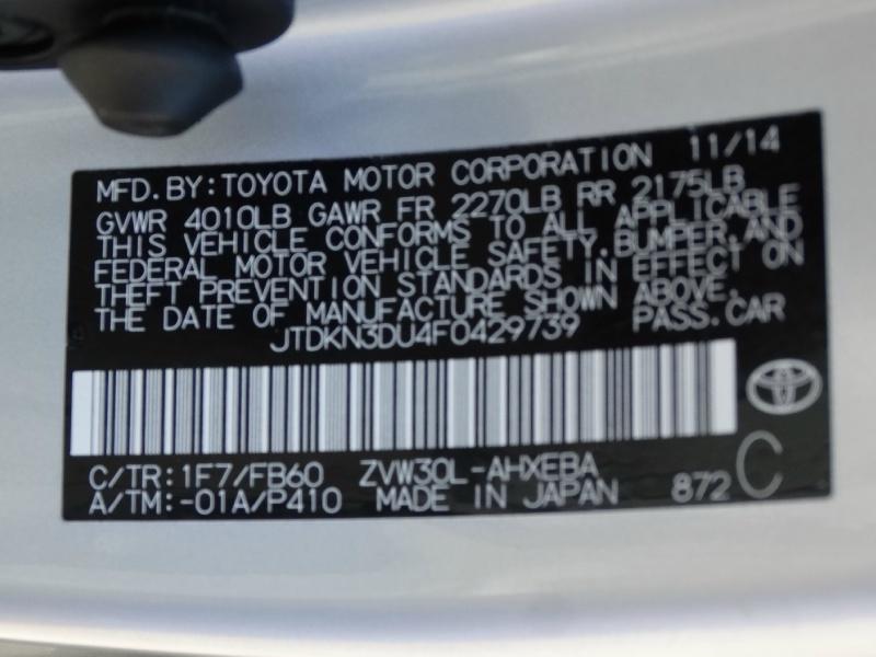 Toyota Prius 2015 price $9,495