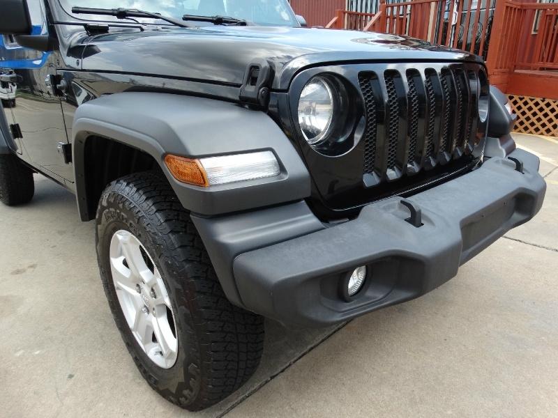 Jeep Wrangler Unlimited 2018 price $34,995