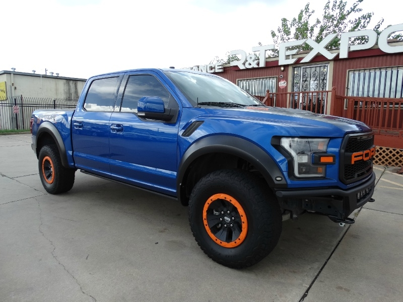 Ford F-150 2018 price $52,995