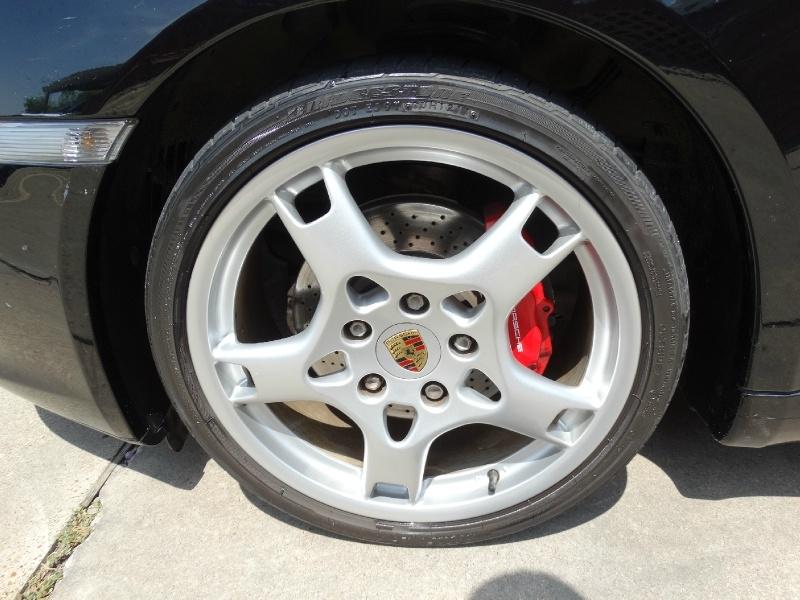 Porsche Boxster 2005 price $20,995