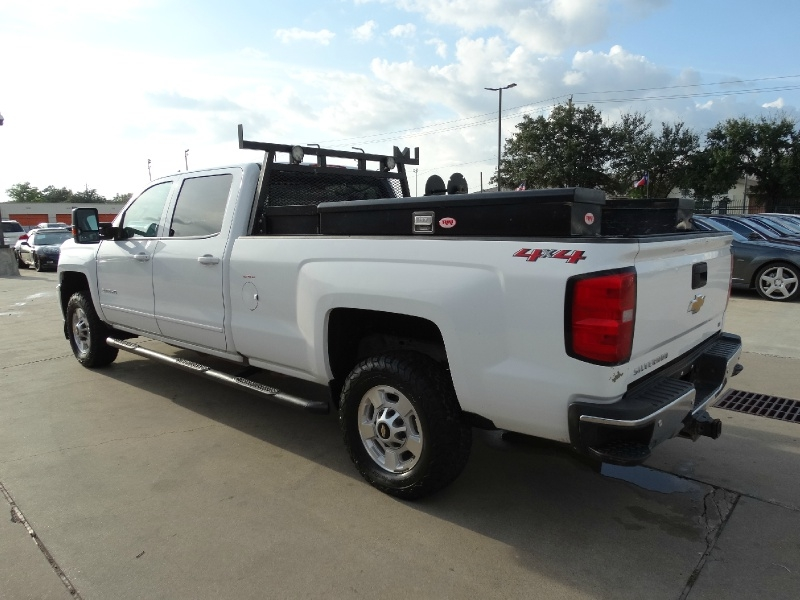 Chevrolet Silverado 2500HD 2018 price $37,995