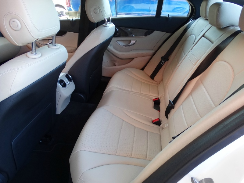 Mercedes-Benz C-Class 2018 price $27,995