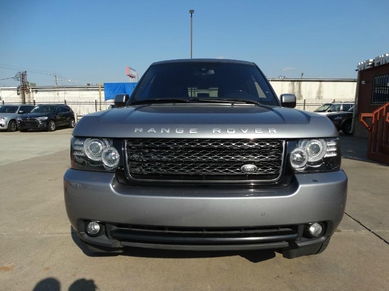Land Rover Range Rover 2012 price $15,995