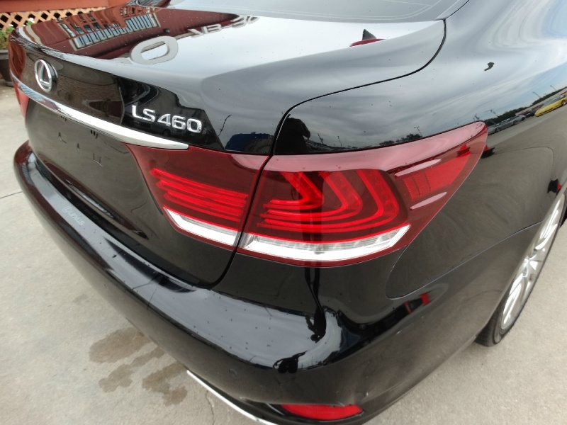 Lexus LS 460 2014 price $26,995