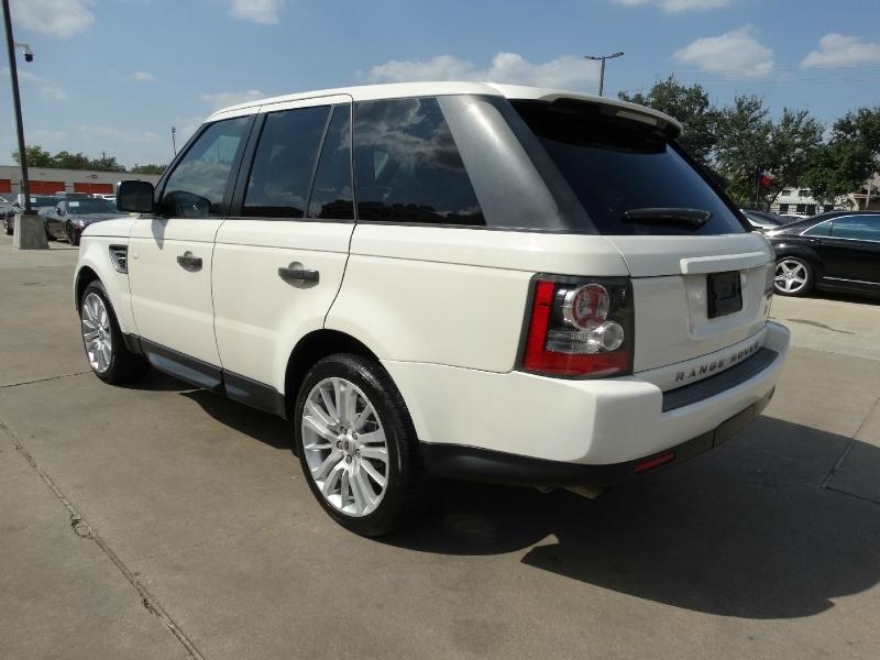 Land Rover Range Rover Sport 2010 price $11,995
