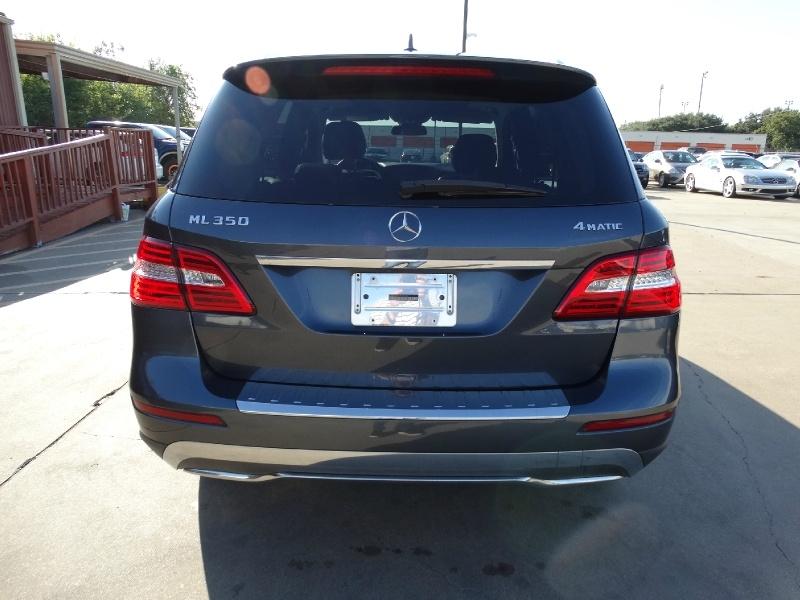 Mercedes-Benz M-Class 2013 price $18,995