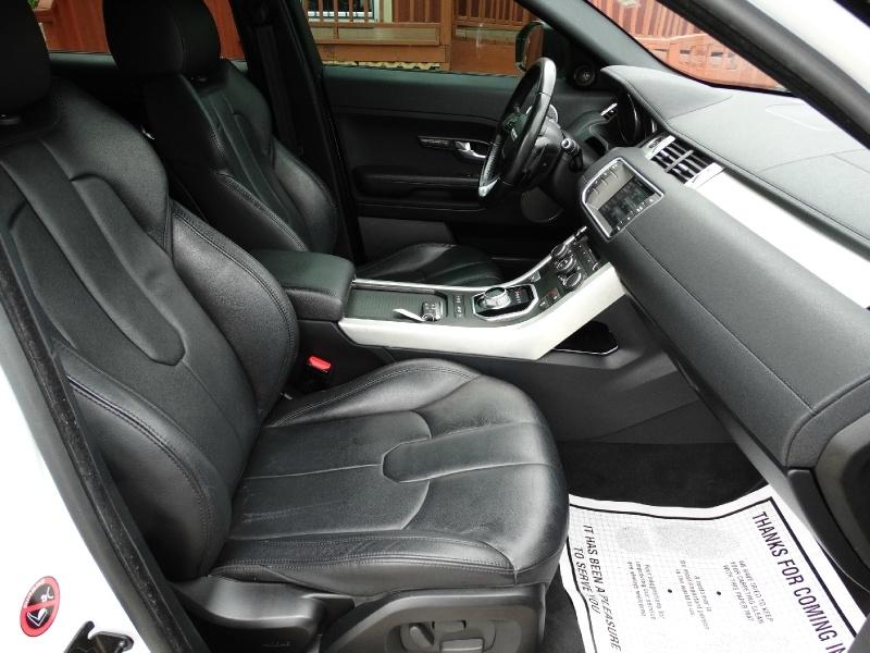 Land Rover Evoque 2015 price $21,995