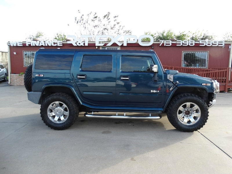 Hummer H2 2008 price $25,995
