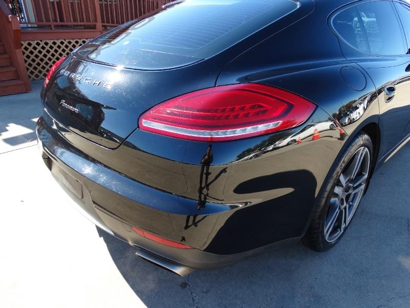 Porsche Panamera 2014 price $26,995