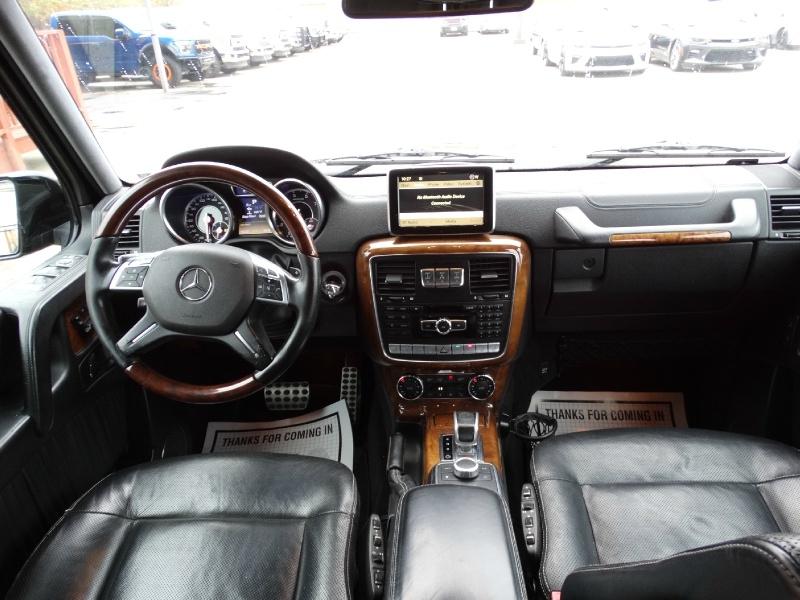 Mercedes-Benz G-Class 2013 price $59,995