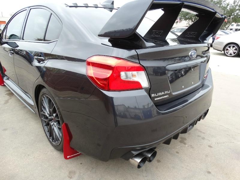 Subaru WRX 2017 price $26,995
