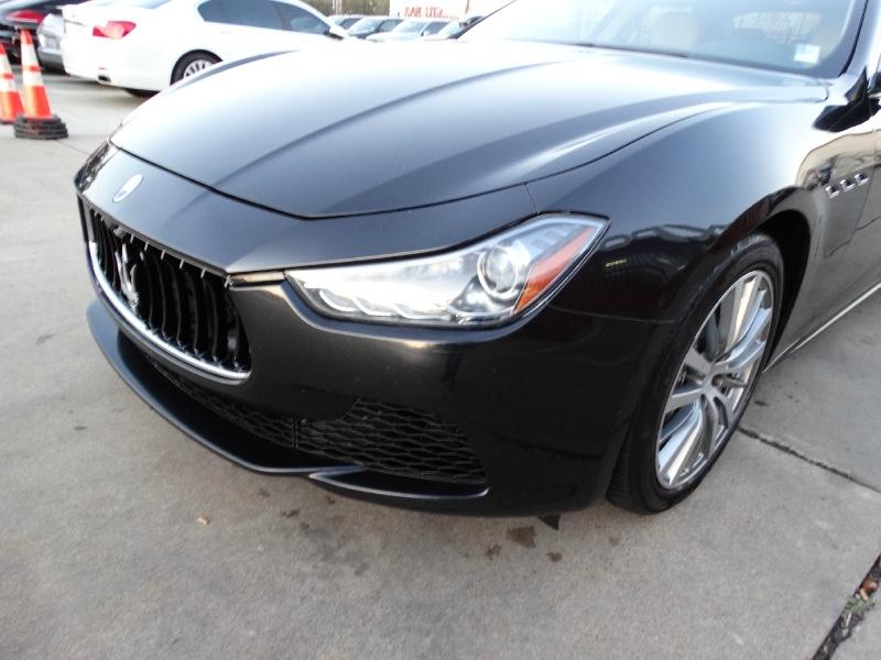 Maserati Ghibli 2015 price $23,995