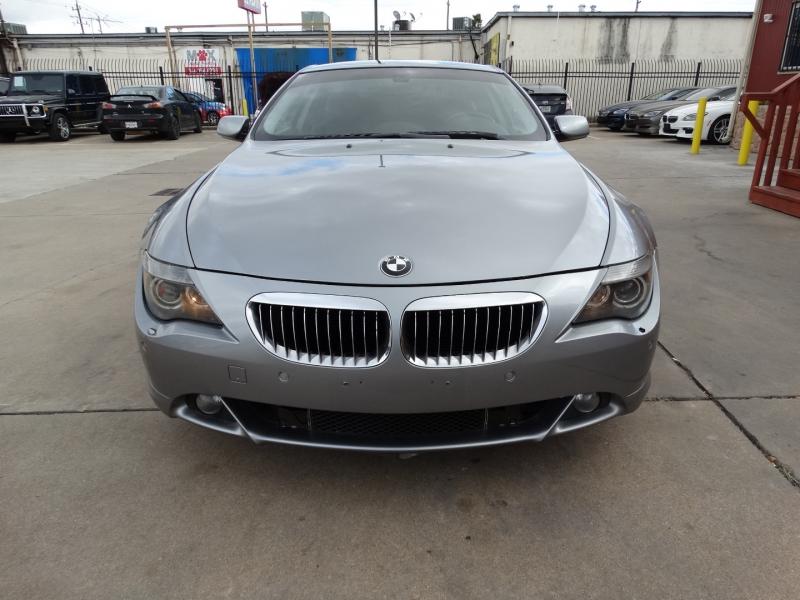 BMW 6-Series 2007 price $10,995