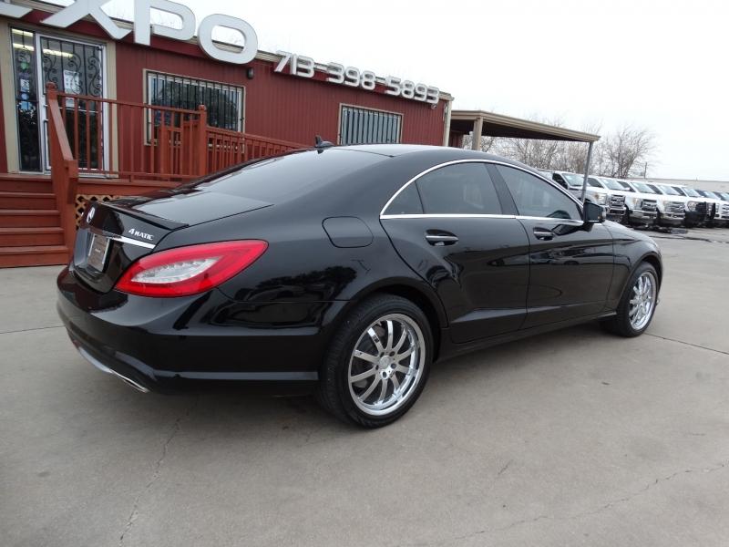 Mercedes-Benz CLS-Class 2013 price $20,995