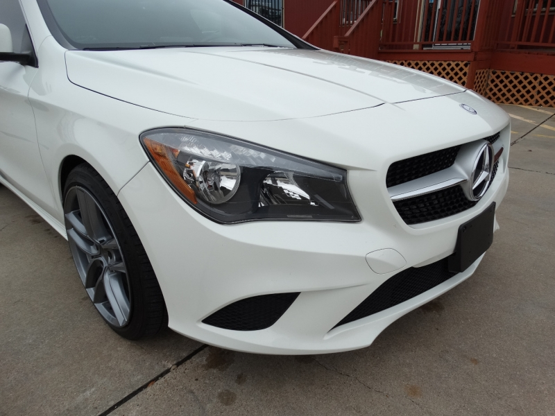 Mercedes-Benz CLA 2016 price $18,995