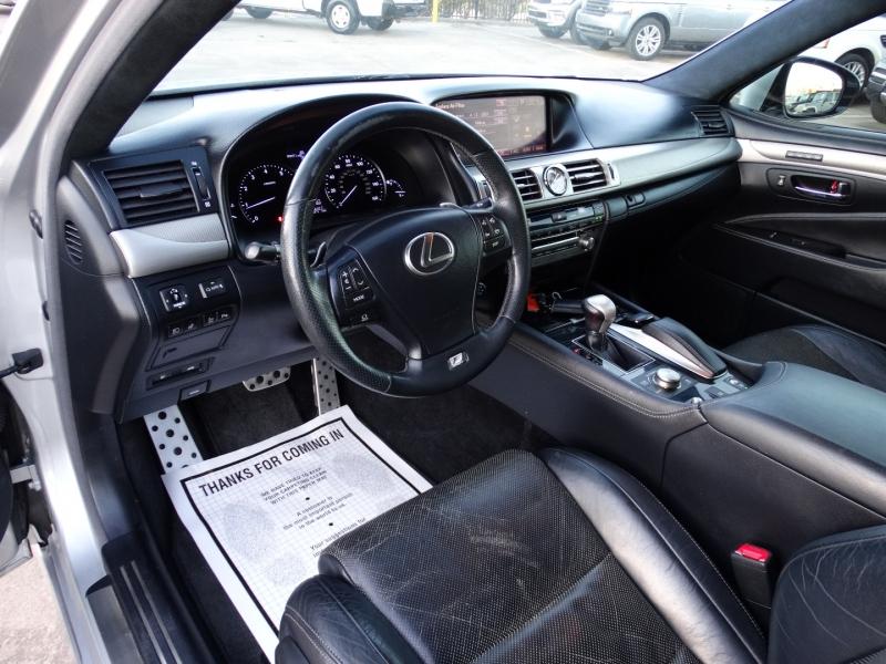 Lexus LS 460 2013 price $21,995