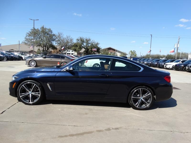 BMW 4 Series 2018 price $27,995