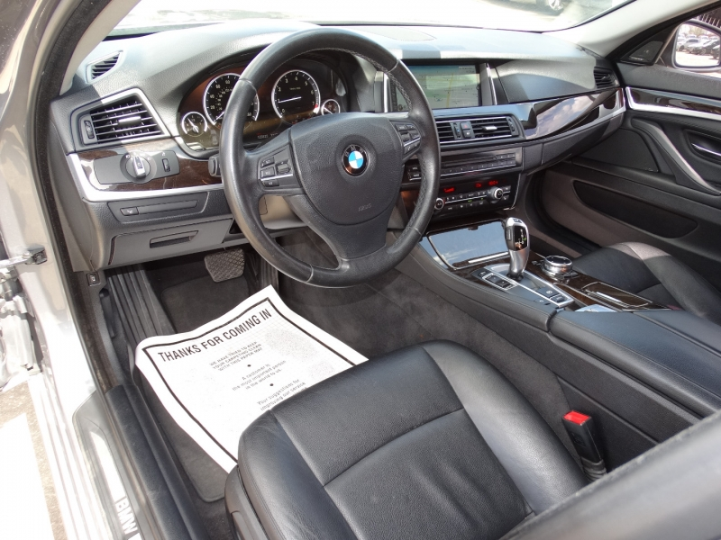 BMW 5-Series 2014 price $13,995