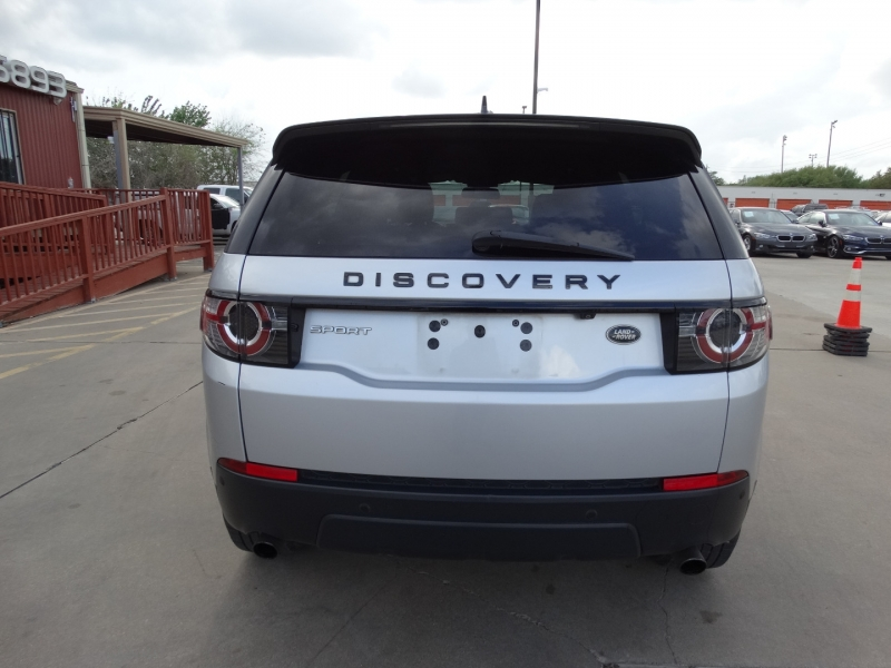 Land Rover Discovery Sport 2016 price $18,995