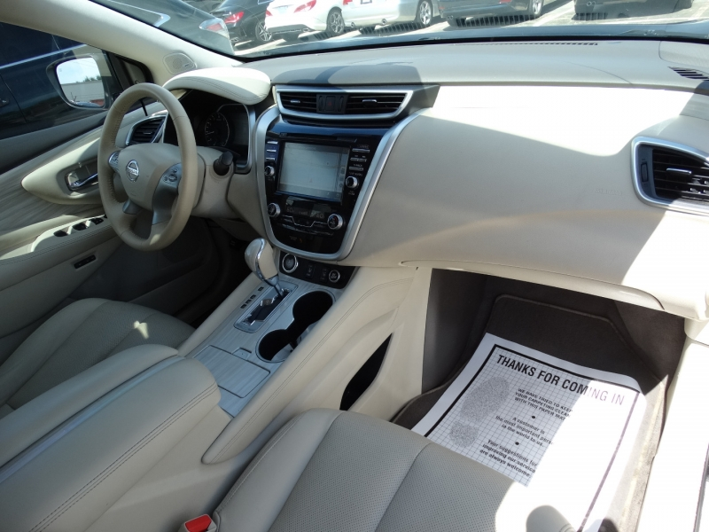 Nissan Murano 2016 price $17,995