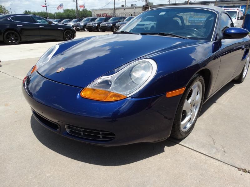 Porsche Boxster 2001 price $14,995