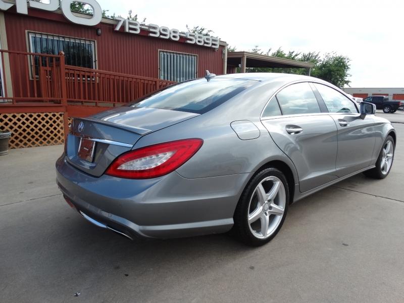 Mercedes-Benz CLS-Class 2014 price $28,995