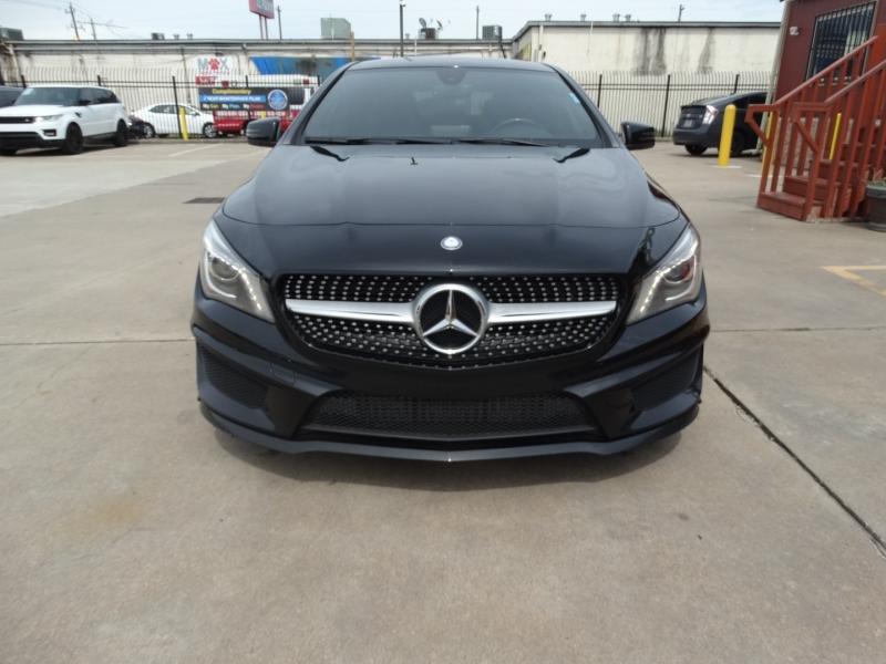 Mercedes-Benz CLA-Class 2015 price $17,995