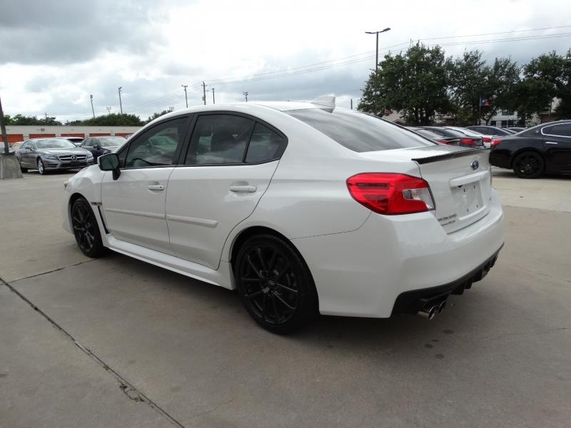 Subaru WRX 2020 price $35,995