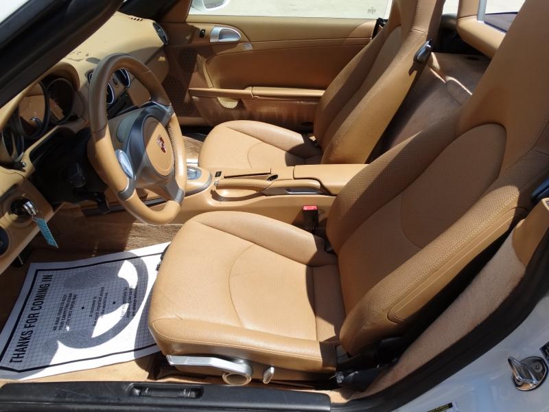 Porsche Boxster 2010 price $21,995