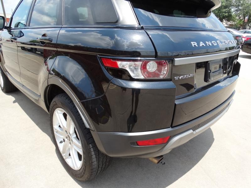 Land Rover Range Rover Evoque 2013 price $15,995