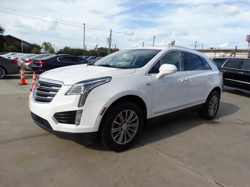 Cadillac XT5 2018 price $22,995