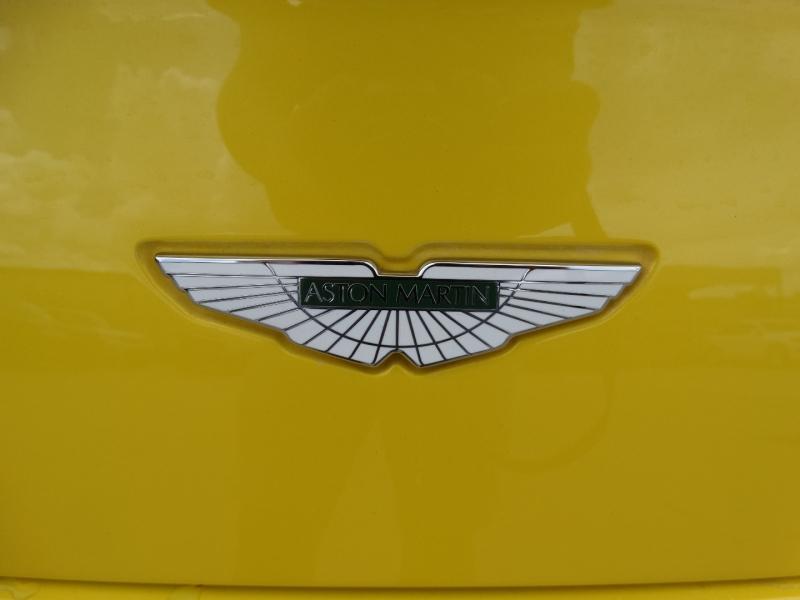 Aston Martin V8 Vantage 2012 price $65,995