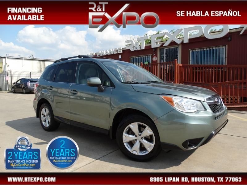 Subaru Forester 2014 price $14,995