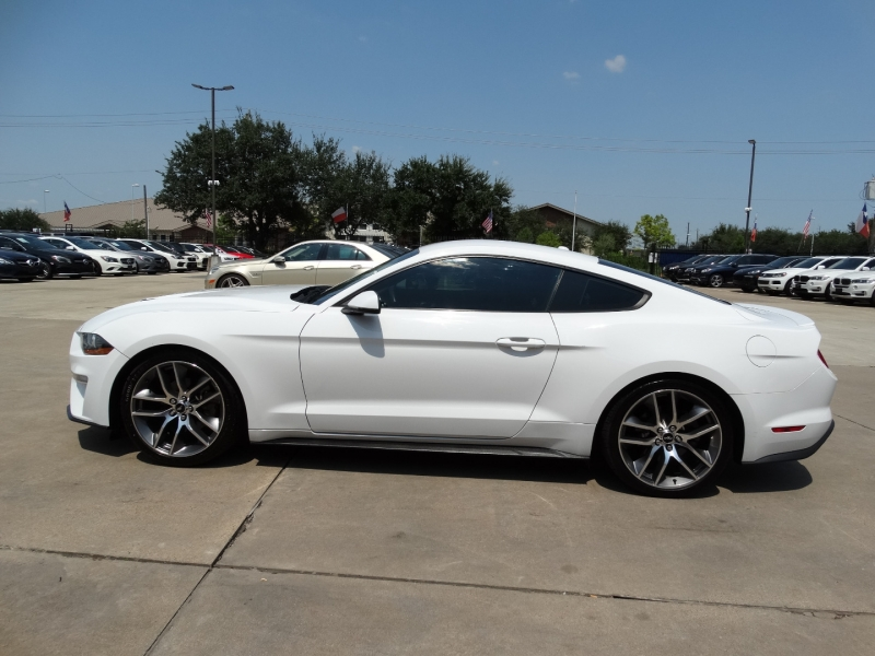 Ford Mustang 2018 price $26,995