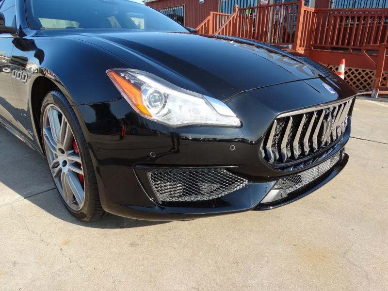 Maserati Quattroporte 2017 price $38,995