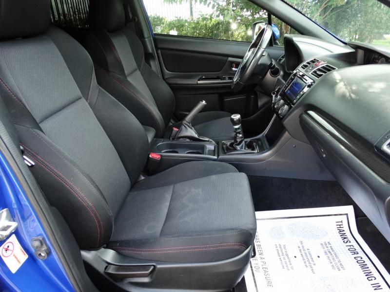 Subaru WRX 2019 price $27,995